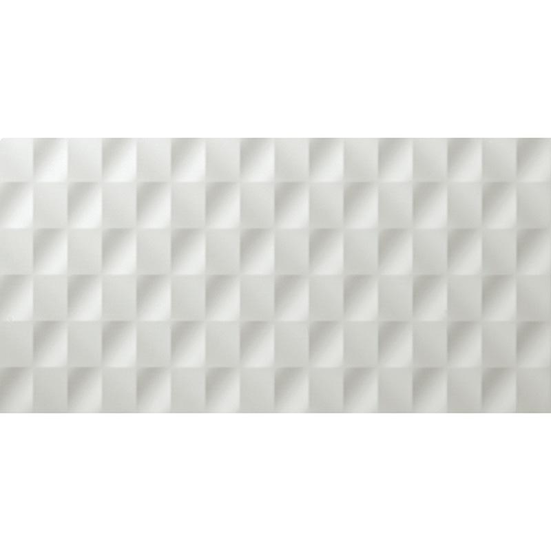 თეთრი თიხის 3D MESH  WHITE MATT