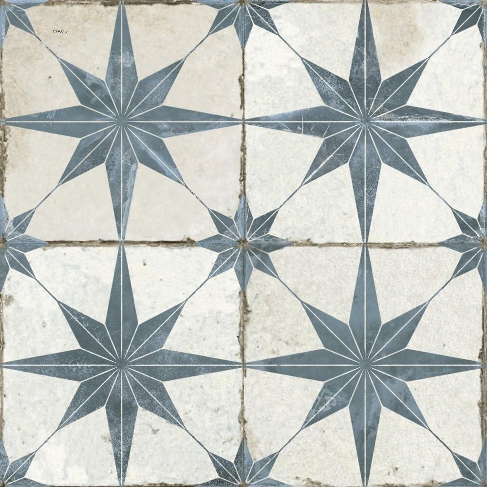 კერამოგრანიტის ფილა Fs Star Blue