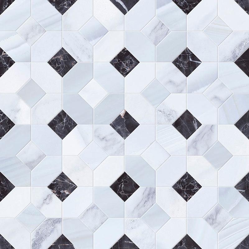 მეთლახი Mosaico Abadia Perla