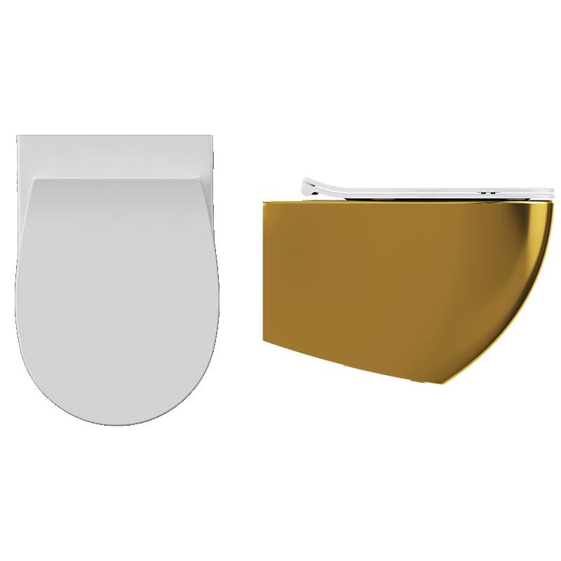 შეკიდული უნიტაზი Viva SmartfixPlus Gold