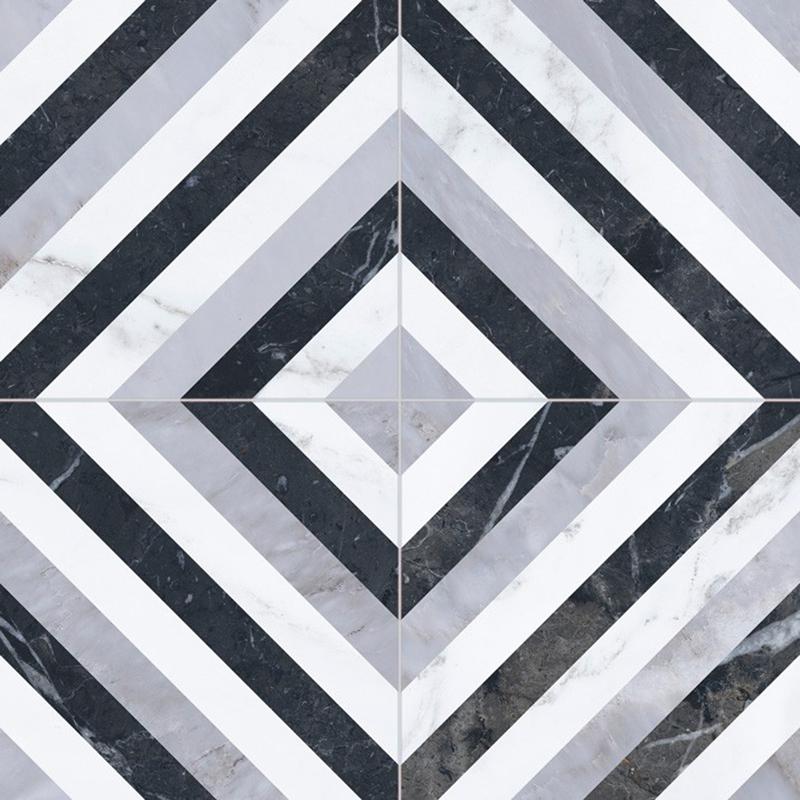 Velvet Geo Diamond გრანიტი